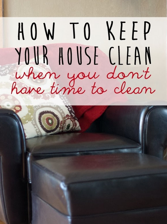 Keeping A House Clean While It Is Listed